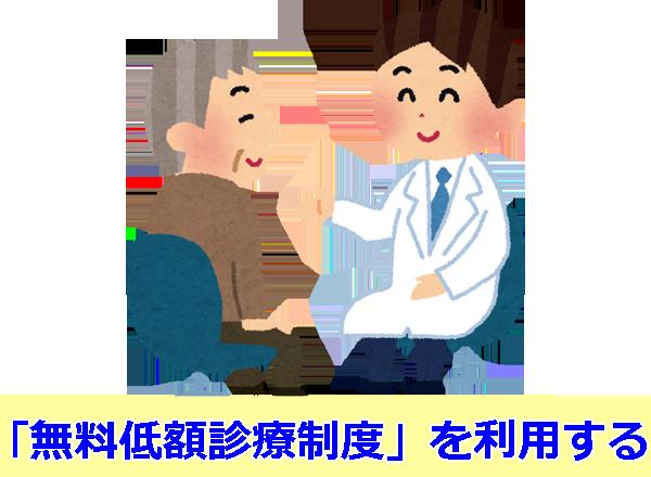 無料低額診療制度